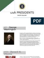 Usa Presidency
