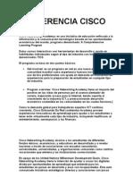 CONFERENCIA CISCO