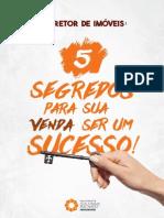 eBook 5 Segredos Para Sua Venda Ser Sucesso Guilherme Machado