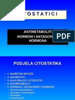 citostatici