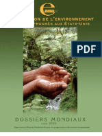 Protecting the Environment- 30 Years of U.S. Progress