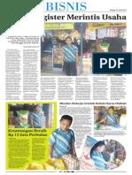 Halaman 8 Bisnis, 26 April 2015