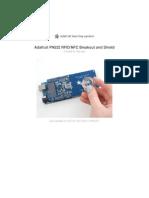 Adafruit PN532 RFID NFC