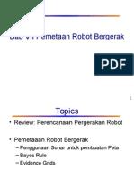 7.b.pemetaan Robot Bergerak
