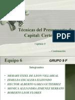 Tecnicas de Presuepeustos de Capital