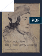 Drawings From the J Paul Getty Museum