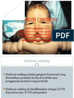 Sindrom Cushing (Pato) Ppt (1)