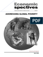 Addressing Global Poverty