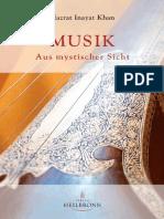 Musik - Aus mystischer Sicht von Hazrat Inayat Khan - Leseprobe