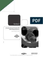Specificaciones , Estandares y Tolerancias de PVC