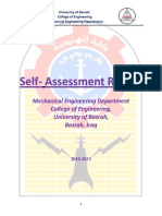 Basra Mechanical Engineering Report