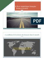 Exporter le livre numérique français