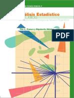 Análisis Estadístico de Datos de Caracterización Morfológica de Recursos Fitogenéticos 894