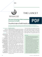aathe lancet the political origins of health inequity prospects for change  3