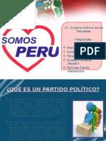 partido politico somos peru