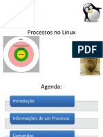 Processos No Linux