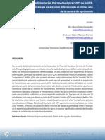 Servicio de Orientación Psicopedagógica (SOP) de La UPR. Estrategia de Atención Diferenciada Al Primer Año de La Carrera de Agronomía