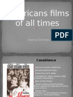 Americans Films of All Times