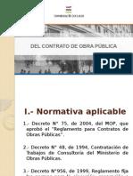 Unidad Contratos y Responsabilidades MOP