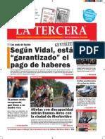 Diario La Tercera 01.12.2015