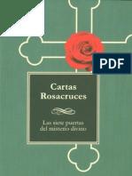 Eckartshausen Karl Von - Cartas Rosacruces - Las Siete Puertas Del Misterio Divino (Scan)