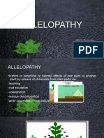 Allelopathy Ppt. Edited