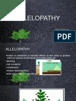 Allelopathy Ppt. Edited
