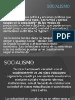 Clase Socialismo y Humanismo