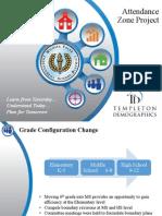WFISD's Attendance Zone Project Report