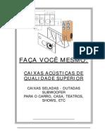 Curso  Caixas Acusticas - Faca voce mesmo.pdf
