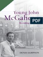 Dennis Sampson - Young John McGahern , Becoming Novelist