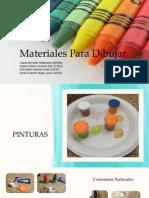 Materiales Para Dibujar.pptx