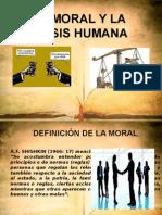 Crisis de La Moralb