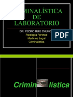 Laboratorio Del Crimen