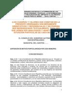 23_modelo Ordenanza Que Regula La Formacion de Los Catastros Prediales Urbanos y Rurales