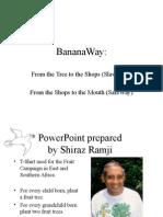 Powerpoint(BananaWay)