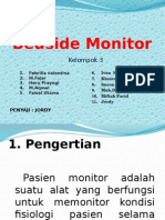 Pasien Monitor (Bedside Monitor)