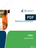 IDirect TRANSEC - Advanced Overview