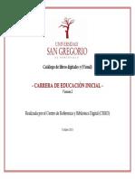 Catálogo Educación Inicial v2