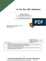 Zoo ABC Adventure