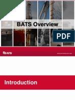 Bats Overview (Web)