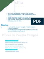 Cecilia Campos