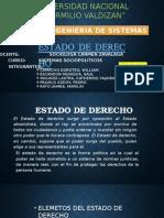 Estado de Derecho(Diapositiva)