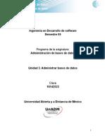 Unidad 3. Actividades de Aprendizaje_DABD