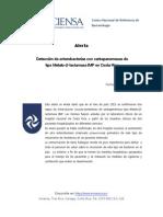 Deteccion de Enterobacterias Con Carbapenemasas Tipo MBL en Costa Rica