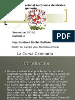 La Curva Catenaria