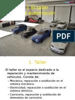 1 El taller DE AUTOMOCION