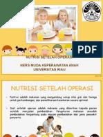 Ppt Nutrisi Post Op