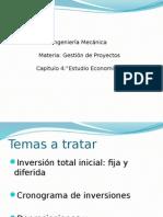 Gestion de Proyectos-Estudio Economico
