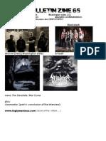 Metal Bulletin Zine 65